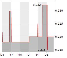 BRAINCHIP HOLDINGS LTD Chart 1 Jahr