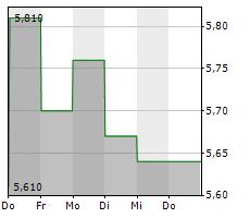 CHIMERA INVESTMENT CORPORATION Chart 1 Jahr