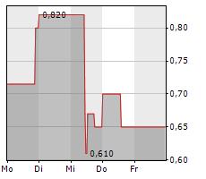 EPIGENOMICS AG Chart 1 Jahr