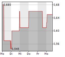 ERWE IMMOBILIEN AG Chart 1 Jahr