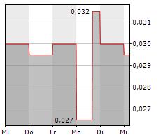 FOKUS MINING CORPORATION Chart 1 Jahr