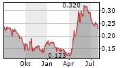 GATEKEEPER SYSTEMS INC Chart 1 Jahr