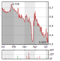 OPUS GLOBAL Aktie Chart 1 Jahr