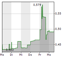 PURE ENERGY MINERALS LIMITED Chart 1 Jahr